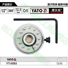 "Degree Rotation Measurement Torque Angle Gauge 360 Degree 1/2"" 12.5mm"