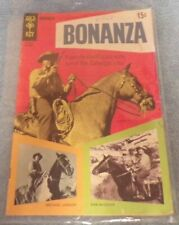 Bonanza Comic Book, November 1969 Edition