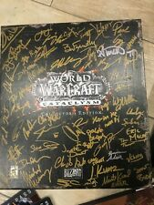 World of Warcraft - Collector's Edition Cataclysm US Version - Signed +KEY
