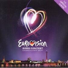 EUROVISION SONG CONTEST 2011 2 CD MIT LENA UVM. NEU