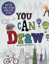 You Can Draw (Drawing Books) by Parragon Books
