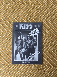 KISS - 1998 Promotional Trading Cards