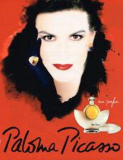 """PUBLICITE ADVERTISING 045  1997  PALOMA PICASSO  """" MON PARFUM"""""""