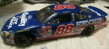 DALE JARRETT 1;18 SCALE DIE CAST STOCK CARE FORD QUALITY CARE SERVICE FORD CREDI
