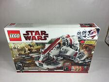 "LEGO Star Wars #8091 ""Republic Swamp Speeder"" Barriss Offee- New in Sealed Box"