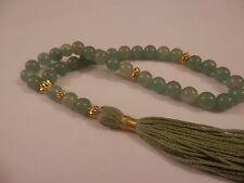 Muslim Prayer Beads 33 Tasbih Misbaha Tasbeeh   Islamic Worry Beads Rosary   GMS