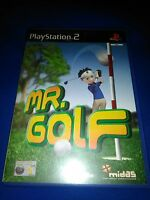 Mr. Golf PS2 PlayStation 2 Pal Game
