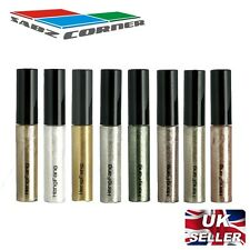 HENG FANG GLITTER LIQUID EYELINER SET 8 GOLD SILVER SHIMMER METALLIC WATERPROOF