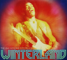 THE JIMI HENDRIX EXPERIENCE - WINTERLAND (CD DIGIPACK 2011 EUROPE)