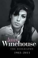 Amy Winehouse: The Biography 1983-2011 By Chas N**key-Burden