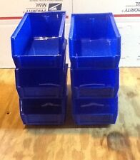 Lot of 6 Reloading Bins/ Replacement for Dillon 550/650