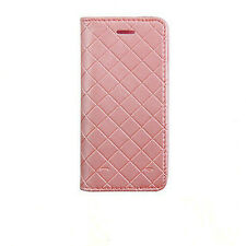 CUSTODIA ORIGINALE SAMSUNG LEATHER CASE IN PELLE EF-C891 per S5620 S8300 ROSA