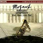 Mozart: Serenades and Divertimenti for Winds (CD, Nov-1990, 6 Discs, Philips)