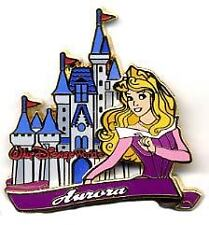 Disney Princess Castle Series Aurora Pin