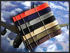 16mm Tan NATO G10 Balistic watch band strap utc RAF Bonded IW SUISSE 18 20 22 24