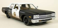 Greenlight 1/24 Scale 1974 Dodge Monaco Bluesmobile Blues Brother Diecast Model