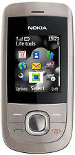 Nokia Slide 2220 Silver