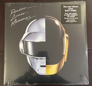 "Daft Punk ""Random Access Memories"" Vinyl 2-Disc LP (Columbia, 2013, 88883716861)"