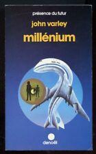 JOHN VARLEY:  PRESENCE DU FUTUR 378. DENOËL. 1984.