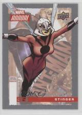 2016 Upper Deck Marvel Annual #55 Stinger Non-Sports Card 0p3
