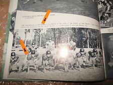 JOHN MADDEN/ORIGINAL 1955 COLLEGE OF SAN MATEO YEARBOOK/SAN MATEO, CALIFORNIA