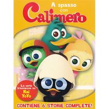 Calimero - A Spasso Con Calimero  [Dvd Nuovo]