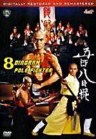 8 Diagram Pole Fighter- Gordon Lui KF Martial Arts