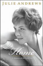 Home: A Memoir of My Early Years by Julie Andrews (Hardback, 2008)