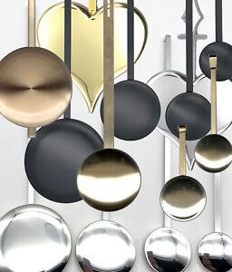 Pendulum Rod and Bob for Quartz Movements, round, heart, gold silver black, UK