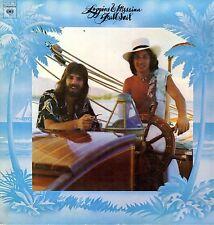 Loggins & Messina Vinyl LP Columbia Records 1973 KC 32540, Full Sail ~ VG+