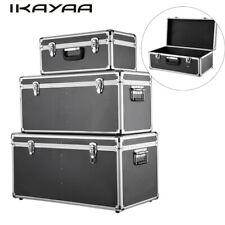 3er SET Alu Boxen Alubox Alukiste Transportbox Werkzeugkiste Lagerbox NEU U0O3