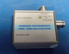 Aeroflex/IFR/Marconi  6240F 10 MHz to 20 GHz, N (f) Fault Locator