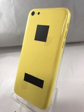 Brand New Apple iPhone 5c Yellow Replacement Back Housing Mid-Frame