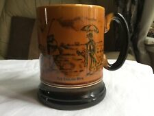 More details for arthur wood royal bradwell the english wife the american husband tankard c.1945