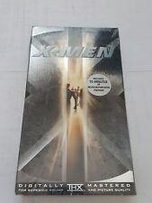 x-men video cassette 2000