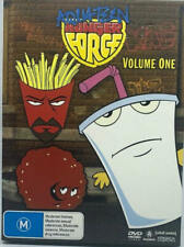 Aqua Teen Hunger Force: Volume 1 (DVD, 2 Discs) Region 4 - Very Good Condition