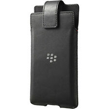 BlackBerry Leather Holster Priv-Retail Packaging