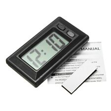 Ultra-thin LCD Digital Display Car Vehicle Dashboard Clock with Calendar