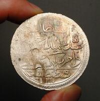 Z-642 Ottoman,  'Abd al-Hamid I AH1187-1203 / AD1774-1789  Huge Silver 2 Zolota