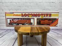 Life-Like Deluxe Locomotive Southern Pacific F7 Locomotive and Caboose HO Scale