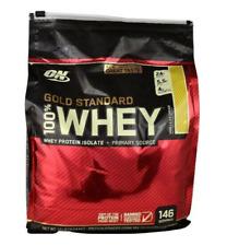 Optimum Nutrition Gold Standard 100% Whey Protein Isolate Vanilla Ice Cream 10lb