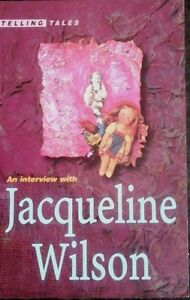 An Interview with Jacqueline Wilson by Joanna Carey, Jacqueline Wilson (P/B 2000
