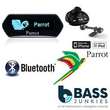 Parrot MKi9100 Advanced Bluetooth Hands-Free Car Kit with iPod iPhone Streaming