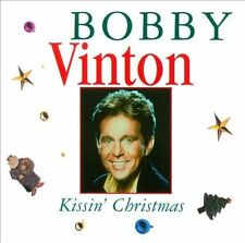 "BOBBY VINTON, CD ""KISSIN' CHRISTMAS"" NEW SEALED"