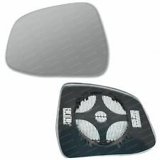 Ford Mondeo Mk4 Estate 2007-3//2011 Heated Aspherical Mirror Glass Drivers Side