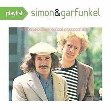 Playlist: The Very Best of Simon & Garfunkel by Simon & Garfunkel (CD)