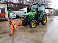 John Deere Kommunal Allradschlepper Typ 3320 mit Winterausrüstung !!!