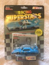 PETE HAMILTON #40 PLYMOUTH SUPERBIRD    1991 RACING CHAMPIONS RACING SUPERSTARS