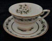 Royal Worcester BERNINA, Cup & Saucer Set