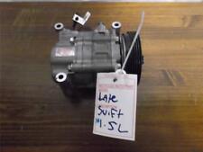 2/2005 - 9/2010 SUZUKI SWIFT 1.5 LITRE AIR CON COMPRESSOR / AIR CON PUMP